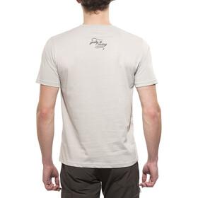 guilty 76 racing Velo Club T-Shirt Herr grå